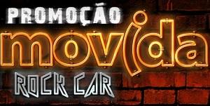 www.movidarockcar.com.br, Promoção Movida Rock in Car
