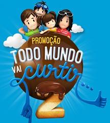 PROMOÇÃO TODO MUNDO VAI CUTIR 2, WWW.TODOMUNDOVAICURTIR2.COM.BR