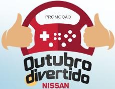 PROMOÇÃO NISSAN OUTUBRO DIVERTIDO, WWW.OUTUBRODIVERTIDO.COM.BR