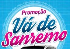 PROMOÇÃO VÁ DE SANREMO, WWW.PROMOCAOVADESANREMO.COM.BR