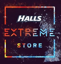 DESAFIO HALLS EXTREME STORE, WWW.HALLSEXTREMESTORE.COM.BR