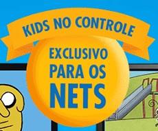 WWW.KIDSNOCONTROLENET.COM.BR, PROMOÇÃO NET KIDS NO CONTROLE