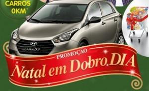 WWW.NATALEMDOBRO.COM.BR, PROMOÇÃO NATAL EM DOBRO DIA