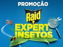 PROMOÇÃO RAID EXPERT EM INSETOS, WWW.RAIDEXPERT.COM.BR