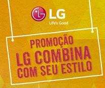 WWW.LGCOMBINA.COM.BR, PROMOÇÃO LG COMBINA COM SEU ESTILO