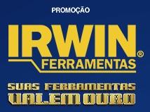 WWW.IRWINVALEOURO.COM.BR, PROMOÇÃO IRWIN VALE OURO