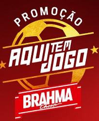 PROMOÇÃO AQUI TEM JOGO BRAHMA, WWW.BRAHMA.COM.BR/PROMOCAOAQUITEMJOGO