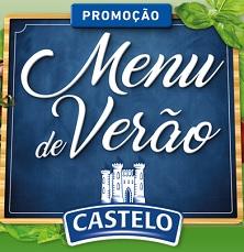 WWW.PROMOCAOCASTELO.COM.BR, PROMOÇÃO CASTELO MENU DE VERÃO