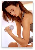 Tonificar os bíceps