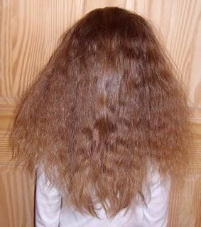 Truques para cabelo grosso