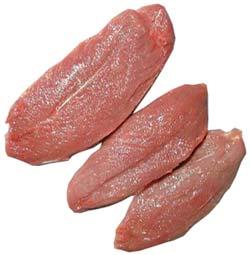 A carne de avestruz, pura proteína