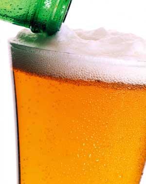 Cerveja dentro de uma alimentação equilibrada