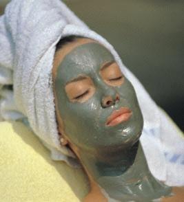 Receitas de máscaras faciais naturais