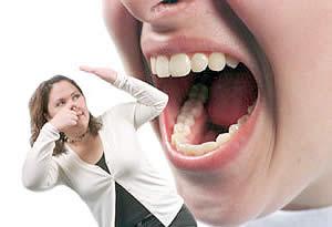 Combatendo o mau hálito