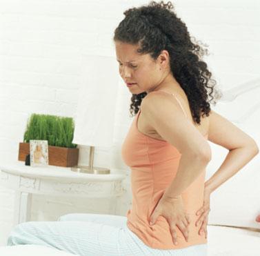 Como aliviar a dor de costas