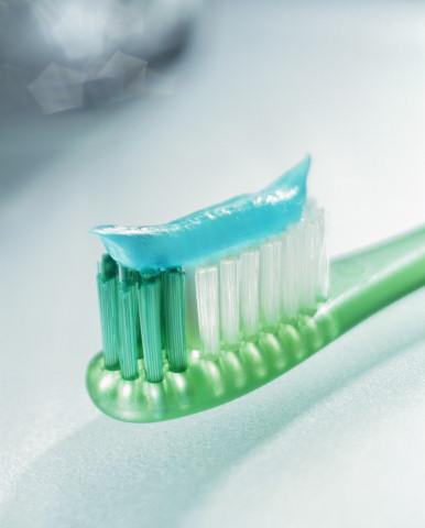 Principais componentes do creme dental