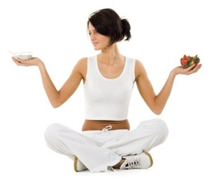 A dieta e o stress