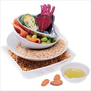 Dieta para abaixar o colesterol