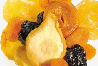 Frutas secas:: Benefícios das frutas secas para a saúde