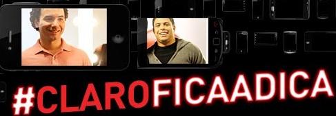 WWW.CLARO.COM.BR/CLAROFICAADICA, CLARO FICA A DICA