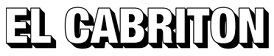 EL CABRITON, CAMISETAS, PROJETO 54, WWW.ELCABRITON.COM