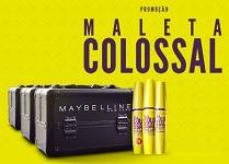 PROMOÇÃO MALETA COLOSSAL MAYBELLINE, WWW.MALETACOLOSSAL.COM.BR