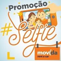 PROMOÇÃO SELFIE MOVIDA RENT A CAR