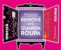 PROMOÇÃO MARISA RENOVE SEU GUARDA-ROUPA, GUARDAROUPAMARISA.COM.BR