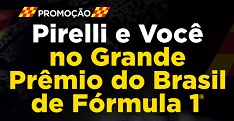PROMOÇÃO PIRELLI E VOCÊ NO GRANDE PRÊMIO DO BRASIL, WWW.PIRELLIEVOCENOGPBRASIL.COM.BR