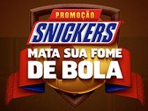 PROMOÇÃO SNICKERS MATA SUA FOME DE BOLA, WWW.MATASUAFOMEDEBOLA.COM.BR